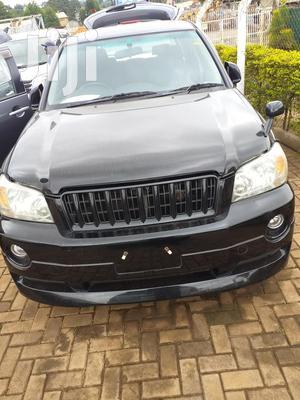 Toyota Kluger 2005 Black | Cars for sale in Central Region, Kampala