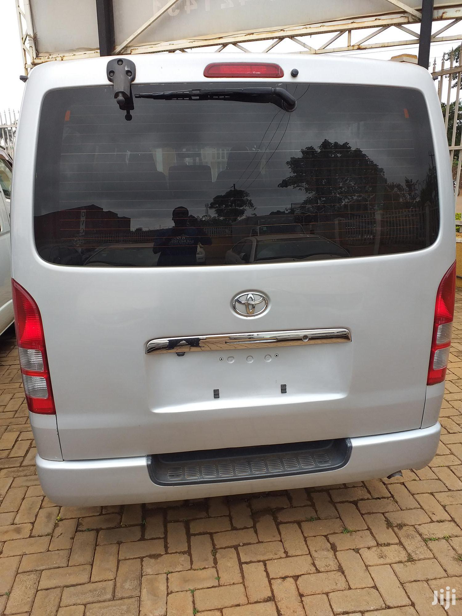 Toyota Hiace 2007 Silver | Buses & Microbuses for sale in Kampala, Central Region, Uganda