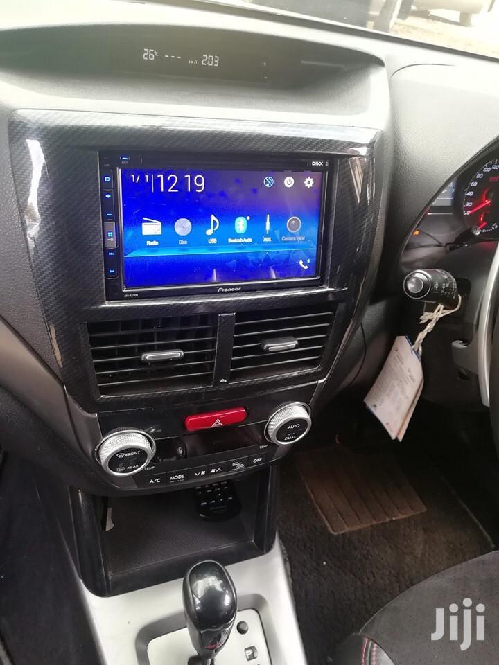 Subaru Car Radio With Bluetooth And Usb
