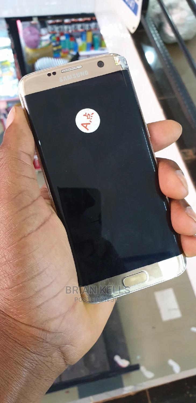 Samsung Galaxy S7 edge 32 GB Gold   Mobile Phones for sale in Mukono, Central Region, Uganda
