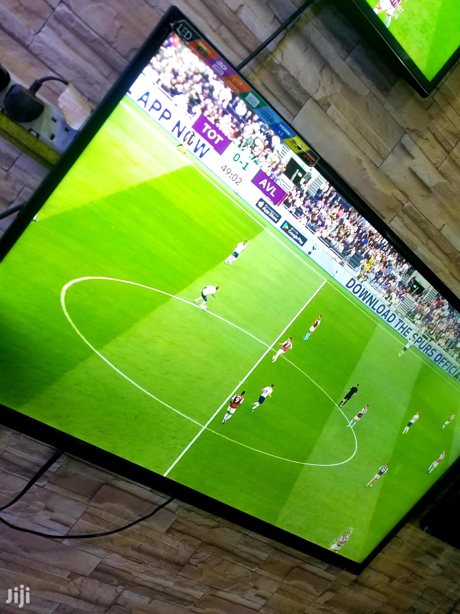 Archive: JVC 50 Inches Smart 3D TV