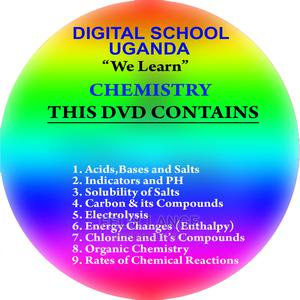 Ordinary Level Lessons On Dvd | CDs & DVDs for sale in Central Region, Kampala