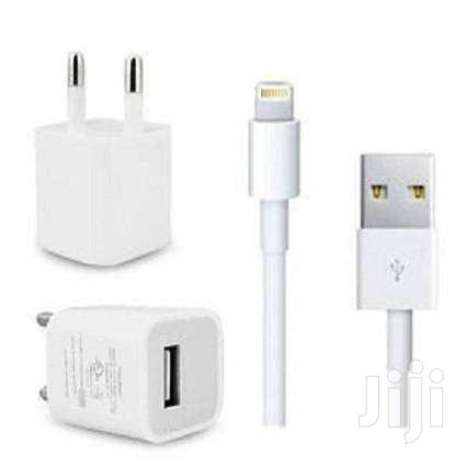 Archive: iPhone Home Charger-white