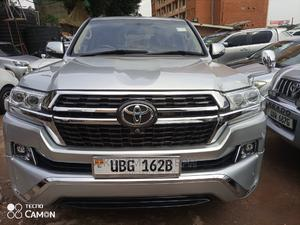 Toyota Land Cruiser 2011 Silver   Cars for sale in Central Region, Kampala