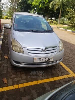 Toyota Corolla Spacio 2004 1.5 X G-Edition Silver   Cars for sale in Central Region, Mukono
