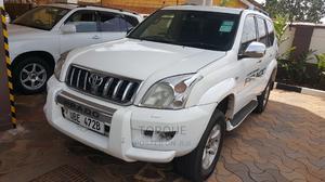 Toyota Land Cruiser Prado 2005 White | Cars for sale in Central Region, Kampala