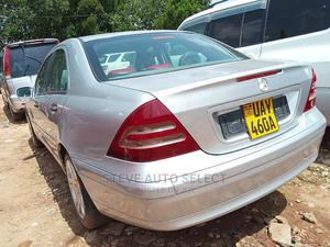 Mercedes-Benz C-Class 2001 C 180 (S202) Silver   Cars for sale in Central Region, Kampala