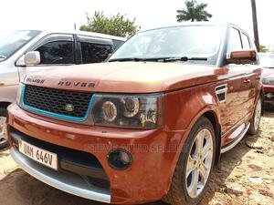 Land Rover Range Rover Sport 2008 Orange   Cars for sale in Central Region, Kampala