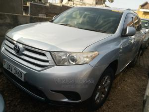 Toyota Kluger 2012 Silver | Cars for sale in Central Region, Kampala