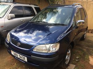 Toyota Corolla Spacio 1998 1.6 (5 Seater) Blue | Cars for sale in Central Region, Kampala