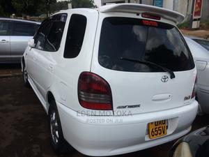 Toyota Corolla Spacio 2000 1.6 (5 Seater) White | Cars for sale in Central Region, Kampala