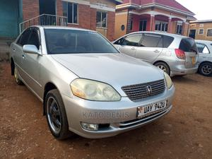Toyota Mark II 2002 Gold   Cars for sale in Central Region, Kampala