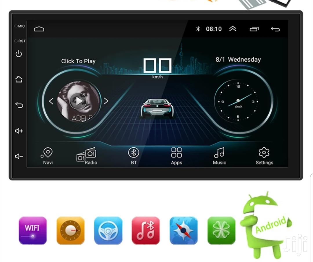Android Double Din Car Radio