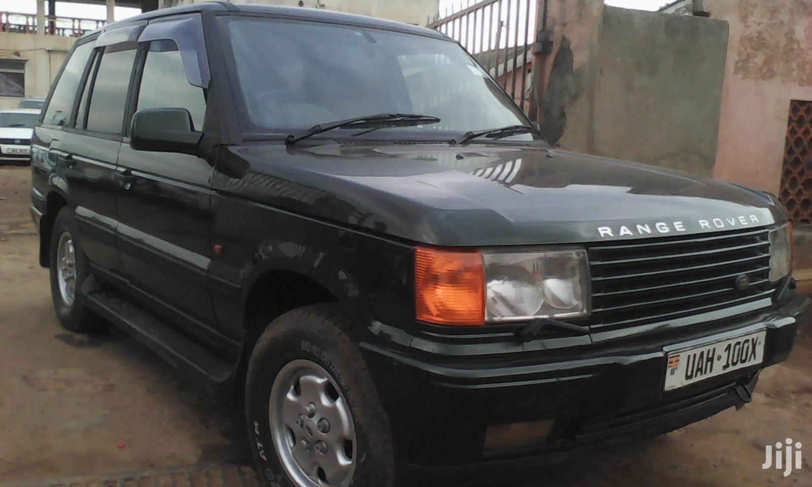 Land Rover Range Rover Evoque 1995 Green