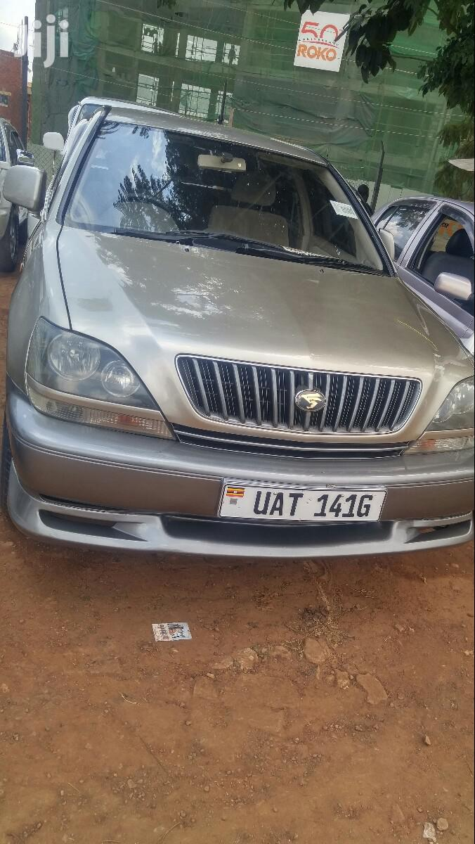Toyota Harrier 1999 Gold | Cars for sale in Kampala, Central Region, Uganda