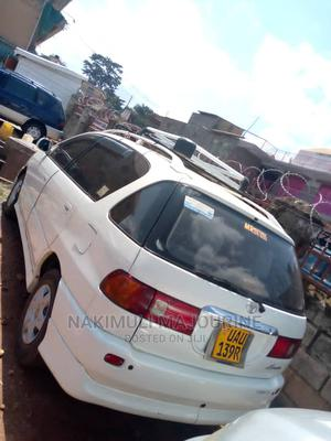 Toyota Ipsum 1998 White   Cars for sale in Central Region, Kampala