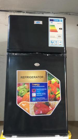 98L Adh Double Door Fridge | Kitchen Appliances for sale in Central Region, Kampala