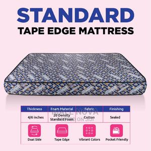 Tape Edge 4 by 6 Matress | Furniture for sale in Central Region, Kampala