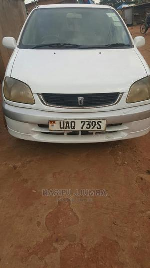 Toyota Raum 1999 White   Cars for sale in Central Region, Kampala