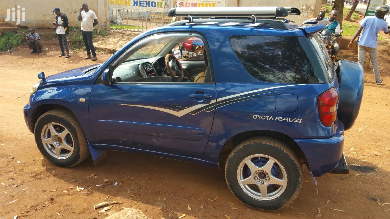 Archive: Toyota RAV4 2005 2.0 Automatic Blue