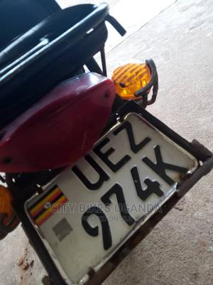Bajaj Boxer 2019 Blue   Motorcycles & Scooters for sale in Central Region, Kampala