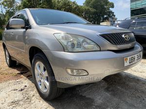 Toyota Harrier 2008 Gray | Cars for sale in Central Region, Kampala