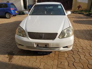 Toyota Mark II 2003 White   Cars for sale in Central Region, Mukono