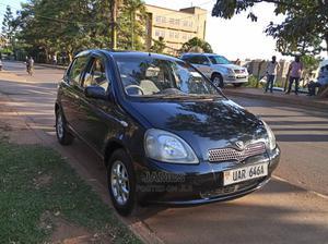 Toyota Vitz 2000 Black   Cars for sale in Central Region, Kampala