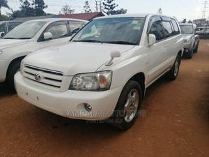 Toyota Kluger 2007 White | Cars for sale in Central Region, Kampala