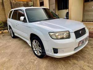 Subaru Forester 2007 2.0 X Trend White   Cars for sale in Central Region, Kampala