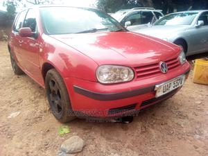 Volkswagen Golf 2001 2.0 Cabriolet Automatic Red | Cars for sale in Central Region, Kampala