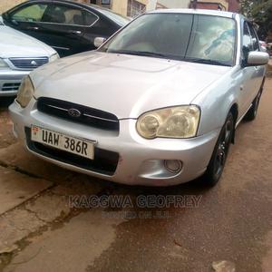 Subaru Impreza 2005 2.0 WRX Sport Wagon Silver   Cars for sale in Central Region, Kampala