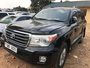 Toyota Land Cruiser 2014 Black | Cars for sale in Central Region, Kampala
