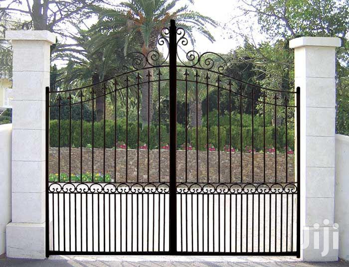 Y130819 Wrought Iron Quality Gates A