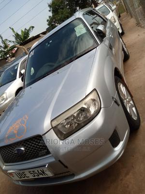 Subaru Forester 2005 Silver   Cars for sale in Central Region, Kampala