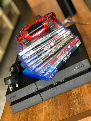 Ps4 Standard With FIFA 21. | Video Game Consoles for sale in Central Region, Kampala
