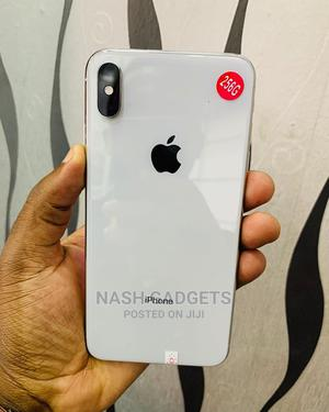 Apple iPhone XS Max 256 GB White   Mobile Phones for sale in Central Region, Kampala