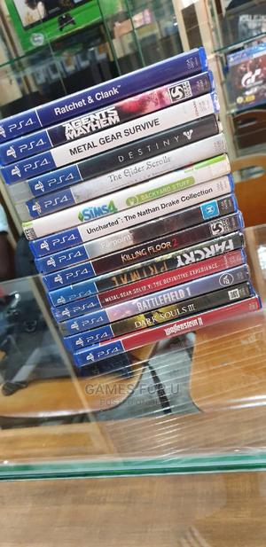 Play Station 4 Games | Video Games for sale in Central Region, Kampala