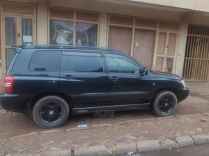 Toyota Kluger 2001 Black | Cars for sale in Central Region, Kampala