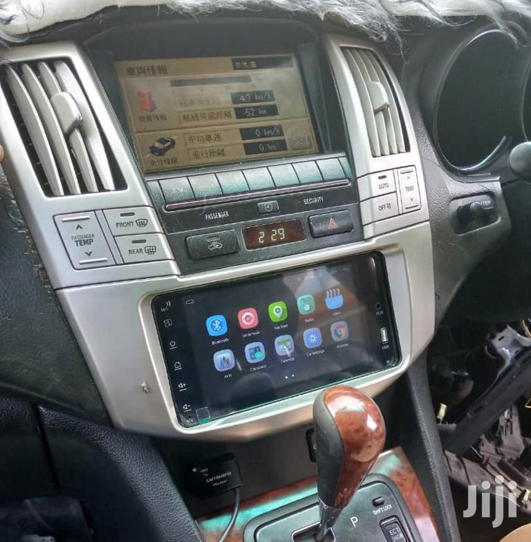 Harrier Android Car Radio