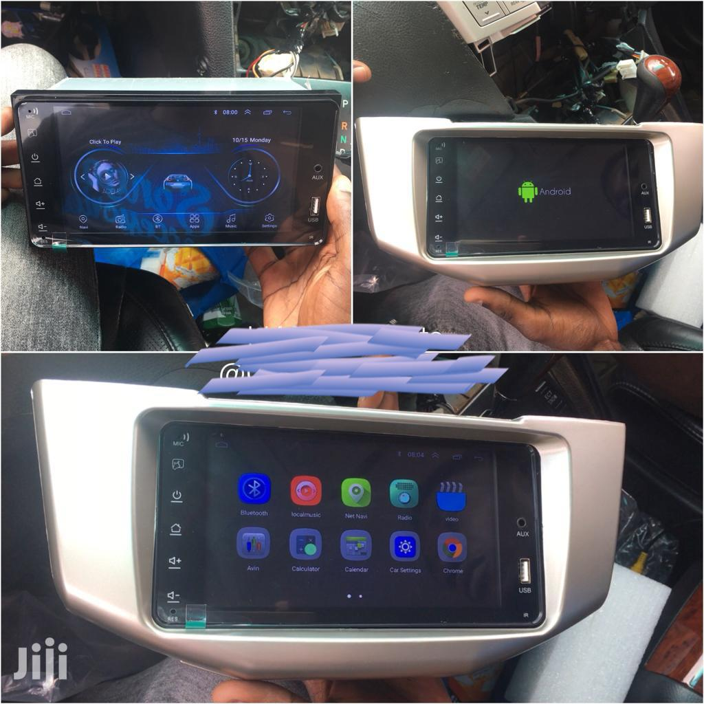 Harrier Android Car Radio | Vehicle Parts & Accessories for sale in Kampala, Central Region, Uganda