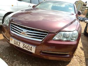 Toyota Mark X 2006 Red   Cars for sale in Central Region, Kampala