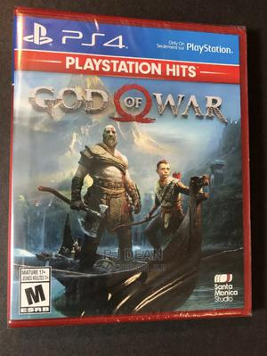 God of War Ps4 Game Disc | Video Games for sale in Central Region, Kampala