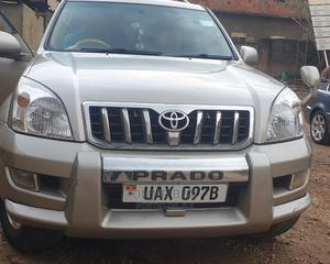 Toyota Land Cruiser Prado 2006 4.0 V6 3dr Gold   Cars for sale in Central Region, Kampala