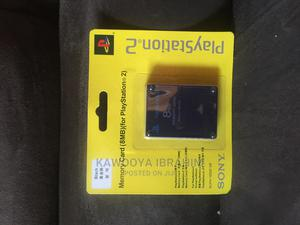 Sony Memory Card (8MB)(For Playstation 2) | Accessories & Supplies for Electronics for sale in Central Region, Kampala