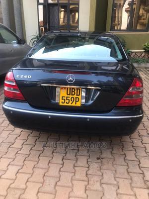 Mercedes-Benz E240 2017 Black | Cars for sale in Central Region, Kampala