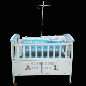 Two in One Baby Cot   Children's Furniture for sale in Central Region, Kampala