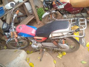 Senke 2010 Red   Motorcycles & Scooters for sale in Western Region, Mbarara
