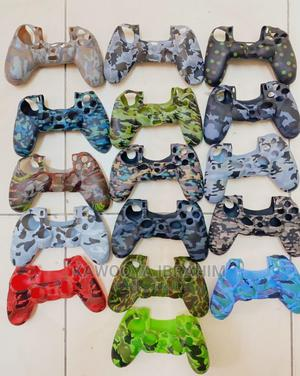 Playstation 4 Rubber Covers   Accessories & Supplies for Electronics for sale in Central Region, Kampala