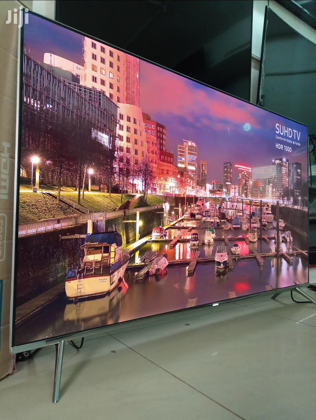 Samsung 55inches Series 9 QLED Tvs